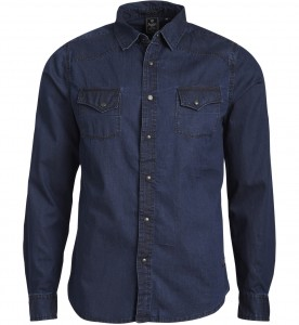 Chemise en denim Rob Japan Rags