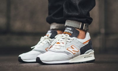sneakers New Balance 997 explore by sea