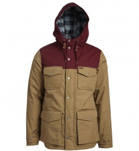 Parka Hemlock Element