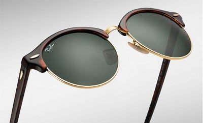 lunettes de Soleil Ray-Ban Clubround