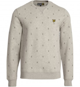 Sweat imprimé Lyle & Scott