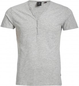 T-shirt gris Ideso Japan Rags