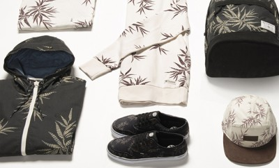 Palm Print collection Element