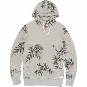hoodie Emerson gris Element Palm Print collection