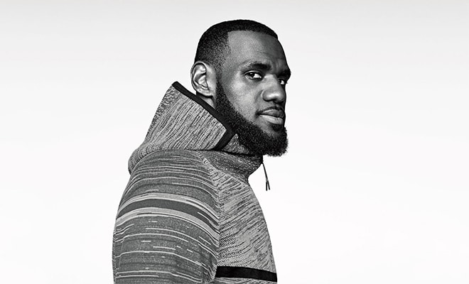 Nike Tech Knit collection Lebron James