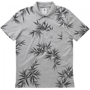 polo Blake gris Element Palm Print collection