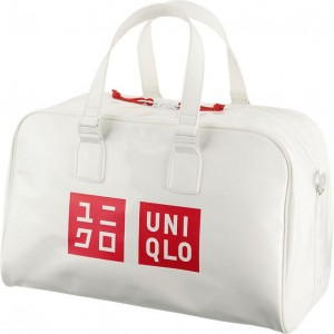 sac de tennis Uniqlo