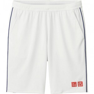 short tennis Djokovic Uniqlo