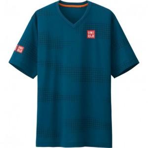 t-shirt tennis Uniqlo