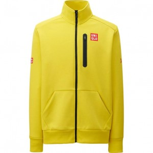 veste jogging stretch Uniqlo
