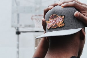 casquette Mitchell & Ness Cleveland Cavaliers