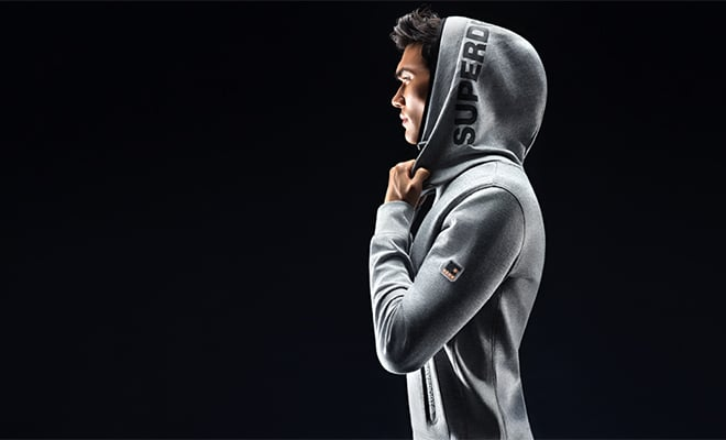 collection homme Superdry Sport