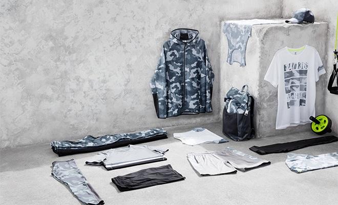 collection sportswear H&M