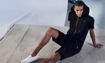 Onepiece jumpsuit court noir