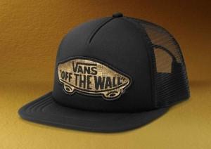 casquette Vans