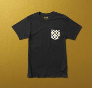 t-shirt poche Vans