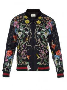 veste souvenir Gucci