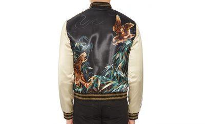 veste souvenir Saint Laurent