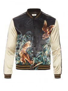 veste souvenir Yves Saint-Laurent