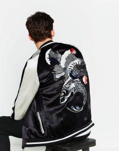 veste souvenir Zara