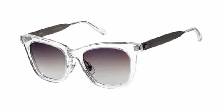 lunettes de soleil transparentes OAMC base