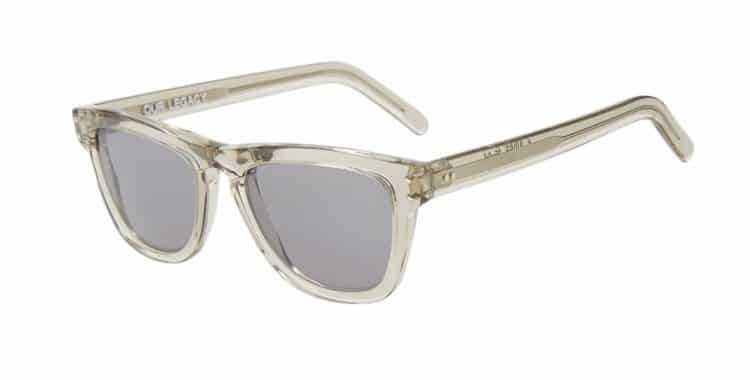 lunettes de soleil transparentes Our Legacy Judge