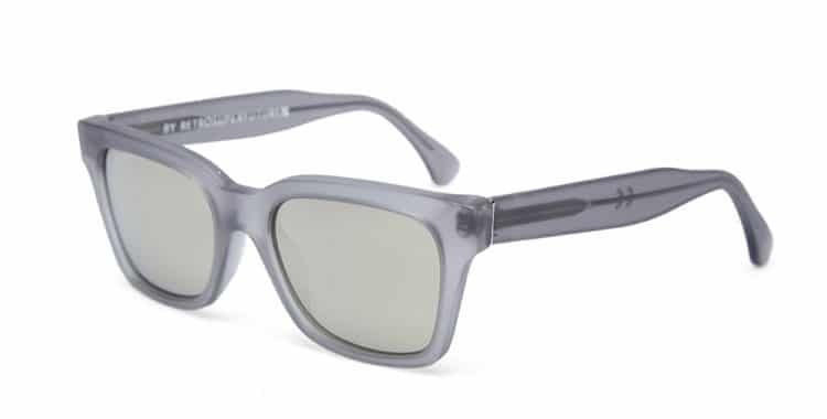 lunettes de soleil transparentes Super america