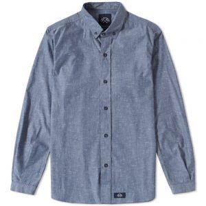 chemise bureau Bleu de Paname