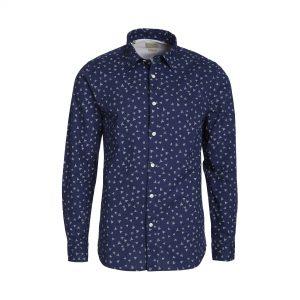 chemise Ben Sherman bleu