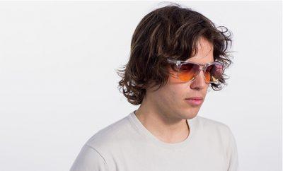 lunettes de soleil transparentes Super