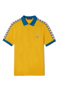 Country Shirts Fred Perry Suède