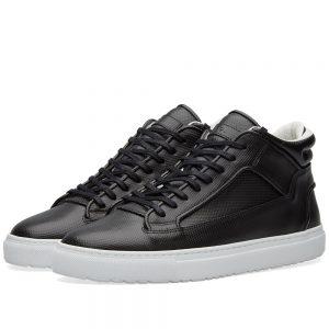 chaussures noires ETQ Amsterdam