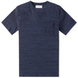 t-shirt jersey japonais Officine Générale