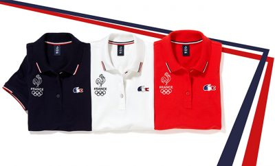 polo Lacoste collection France Olympique