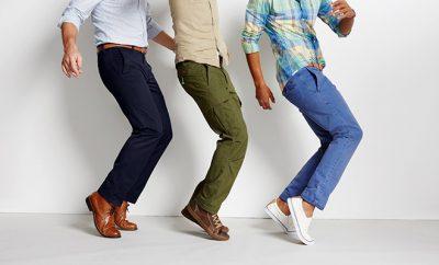 coupe pantalon homme