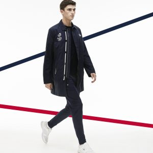 parka Lacoste France Olympique