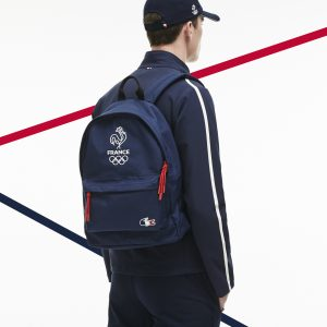 sac à dos Lacoste France Olympique