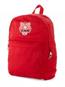 sac à dos rouge Kenzo