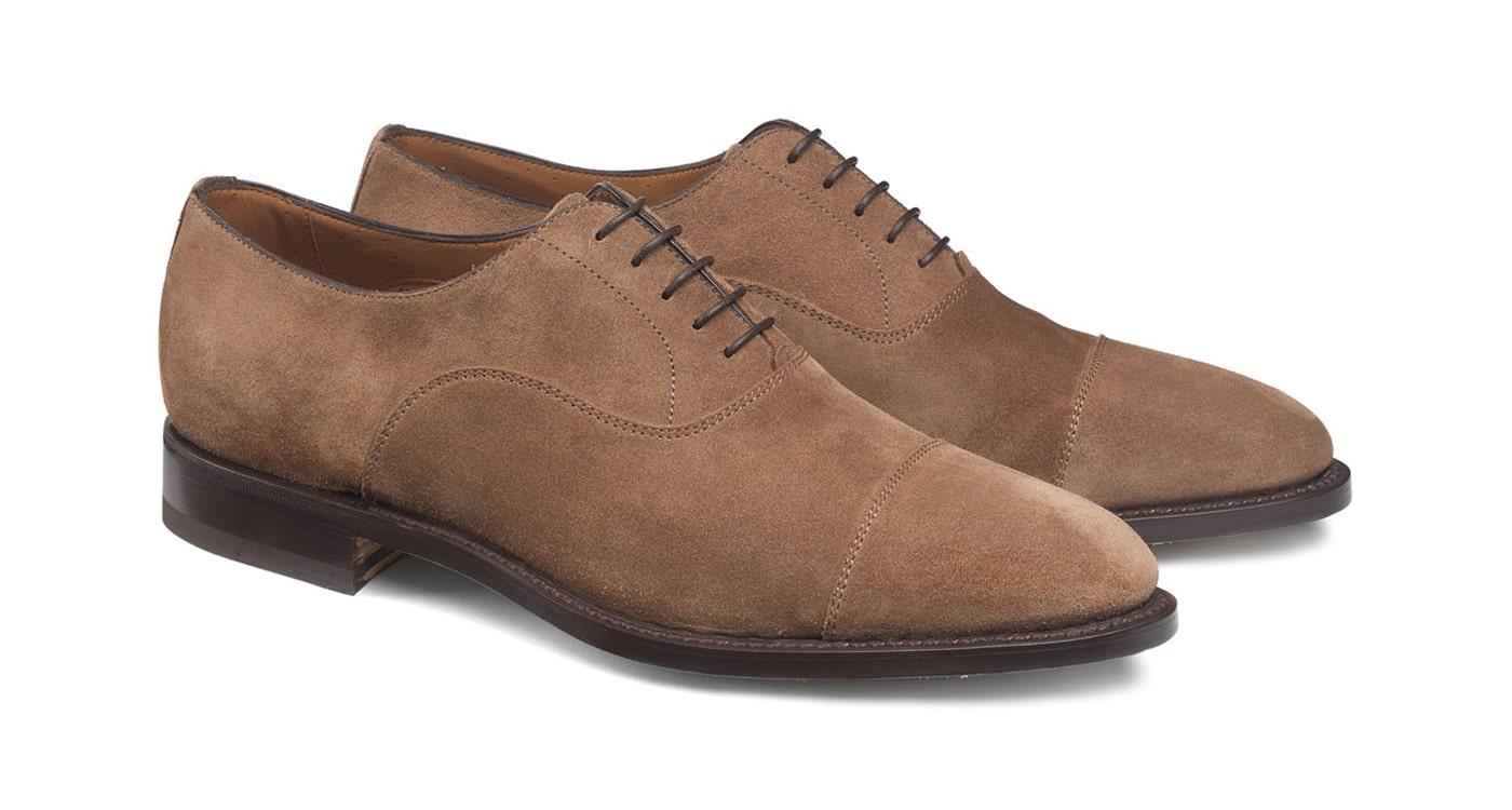 grossiste 2be82 70315 Comment entretenir ses chaussures en nubuck, daim ou suède ...