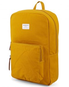 sac à dos Kim jaune Sandqvist