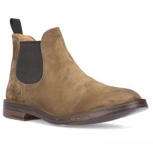 chelsea boots Idea suède beige Buttero