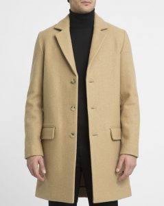 manteau en laine Lewis A.P.C