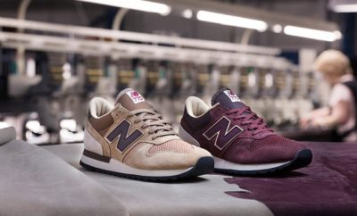 sneakers New Balance 770 suède