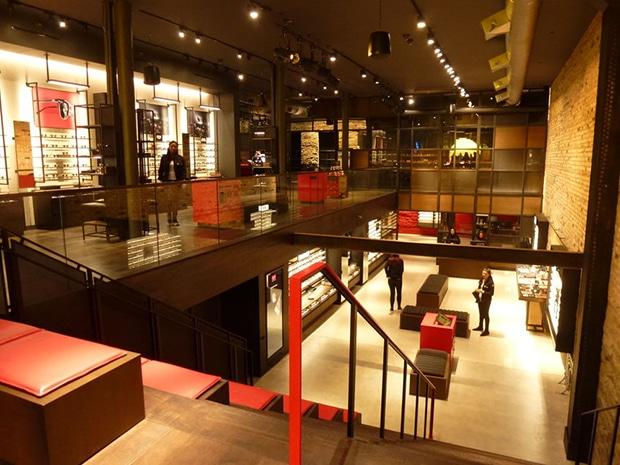 boutique Soho Ray-Ban