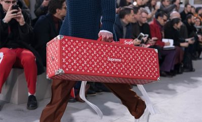 mallette Supreme Louis Vuitton