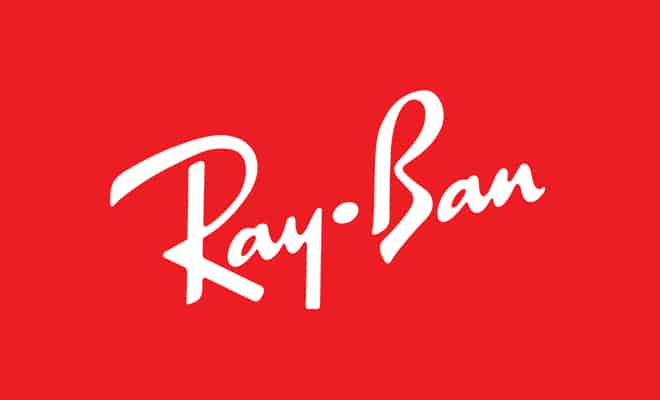 marque lunettes Ray-Ban