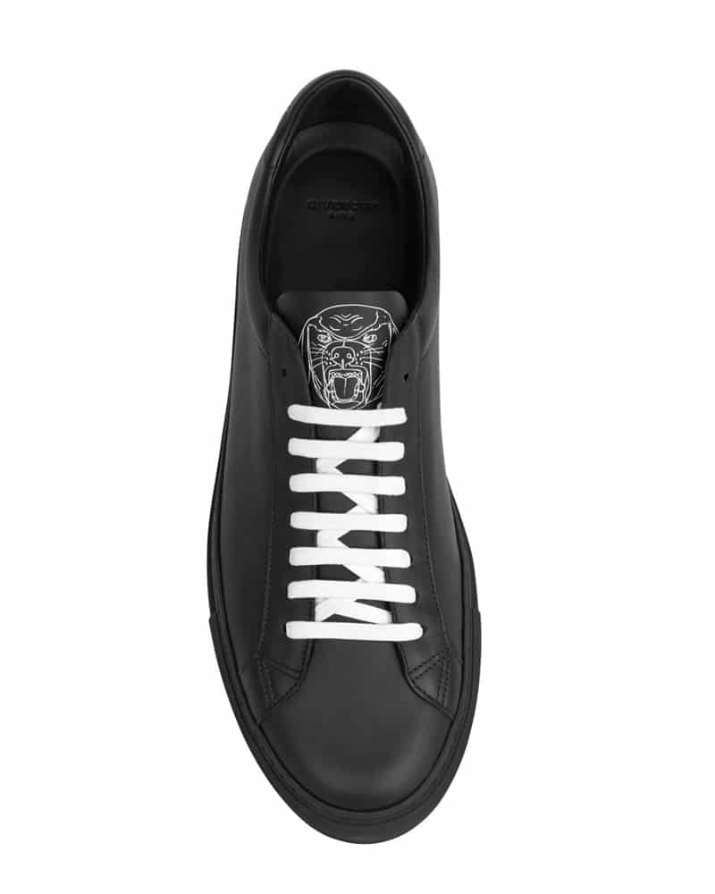 sneakers cuir Rottweiler Givenchy