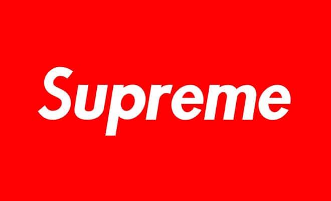 marque de mode Supreme