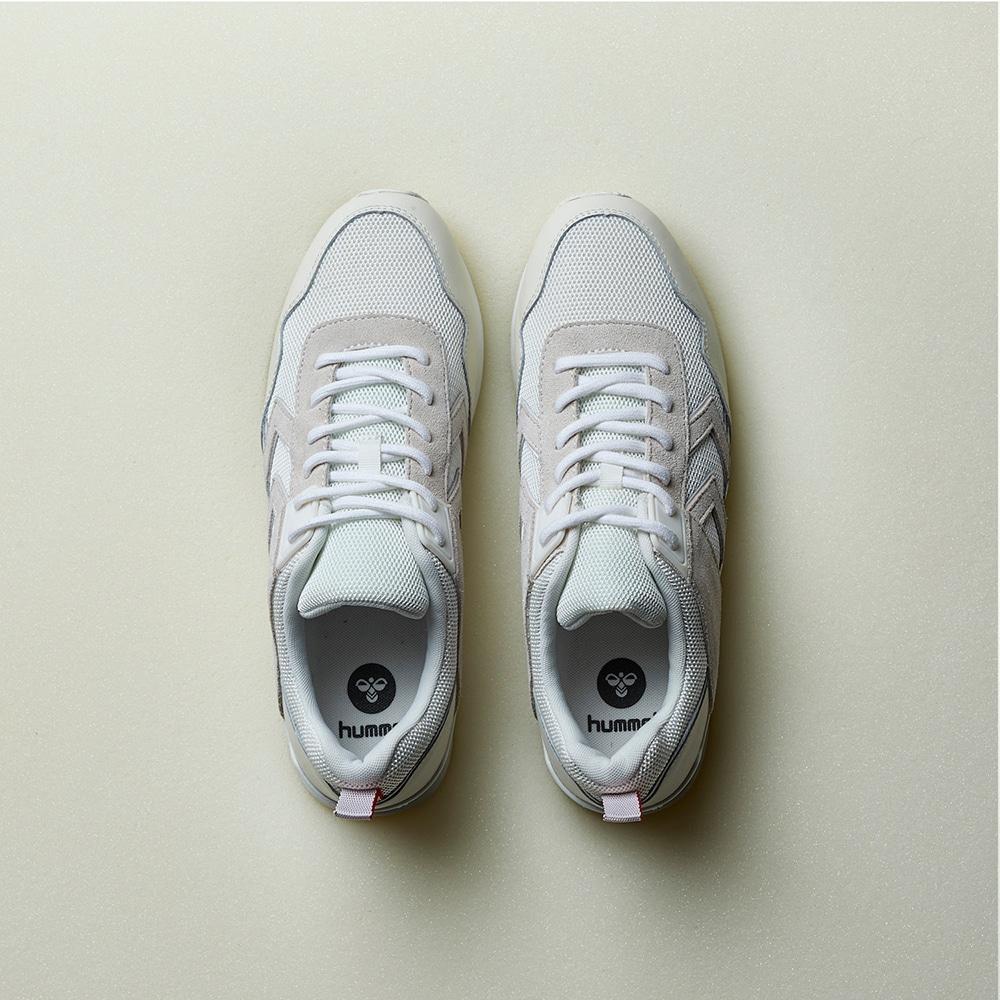sneakers Hummel Marathona 2 blanc